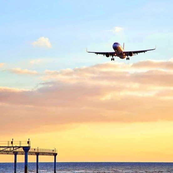 Service de réservation d'un chauffeur privé VTC à l'Aéroport de Nice
