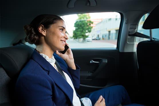 Chauffeur dédié disponible 24h/7j